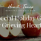 An Open Letter to Oprah and Everyone Else Walking with Loss this Holiday Season